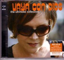 CD+DVD (NEU!) . Best of VAYA CON DIOS (+Acoustic Live / Nah Neh Nah Johnny mkmbh
