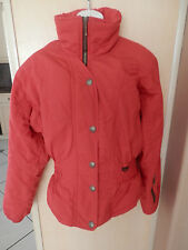 NILS RED SKI JACKET Ladies SUPER CUTE  SZ 8