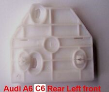 Audi A6 (C6) 2005-2011 Window Regulator Repair Clip (1x) REAR LEFT (new part!)
