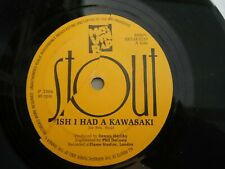 Max Von Rap - Wish I Had A Kawasaki - Stout  Records - Irish Indie Rock