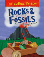 The Curiosity Box: Rocks and Fossils ' Riley, Peter