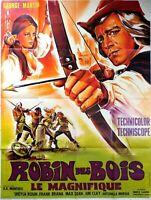 Plakat Kino Robin Des Holz Le Tolle - 120 X 160 CM