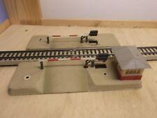 Kibri H0 Railroad Crossing Mechnisch Sheet Metal