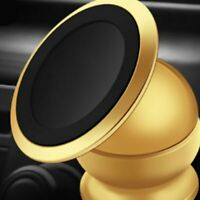 Magnetic Car Phone Holder 360 Rotatable Dashboard Mount Suction Bracket kU