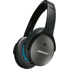 Bose QuietComfort 25 Acoustic Noise Cancelling Headphones, Apple devices - Black
