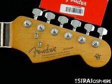 2021 Fender Kurt Cobain NOS Jaguar NECK+TUNERS Vintage Rosewood Bound