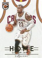 LeBron James Home  Panini Complete 2016/17 NBA Basketball Card