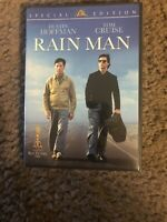 Rain Man DVD 2004 Special Edition Tom Cruise Dustin Hoffman Brand New!