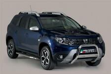 PARE BUFFLE HOMOLOGUE INOX DACIA DUSTER 2018+