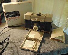 Polaroid, Print Copier, Model 240, Camera, Vintage, Darkroom, Photo, Land