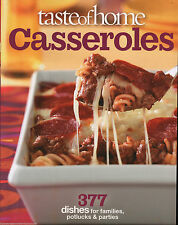 Taste of Home Casseroles, New, Free Shipping