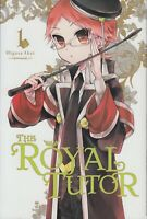 The Royal Tutor 1, Shonen Manga, English, 13+, Higasa Akai