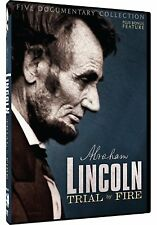 DVD - Documentary - Abraham Lincoln: Trial By Fire - Kevin R. Hershberger