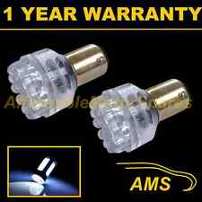 2X 380 BAY15D 1157 XENON WHITE 24 DOME LED STOP TAIL BRAKE LIGHT BULBS ST200402