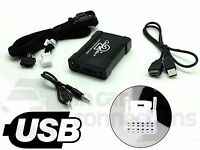Toyota Avensis USB adapter interface CTATYUSB002 car AUX SD input MP3 3.5mm jack