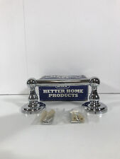 Toilet Paper Holder Polished Chrome BHP Dolores Park II Collection #8009 NEW *HC