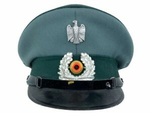 German BGS Border Guards Federal Police Cap Hat Size 57