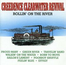 Creedence Clearwater Revival - Rollin on the River [New CD]