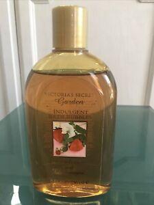 Victoria's Secret GARDEN STRAWBERRIES & CHAMPAGNE bath bubbles 8 Fl.Oz Rare HTF