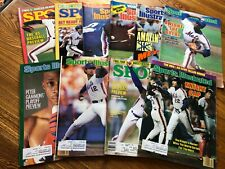 Vintage New York Mets Sports Illustrated/Sport Lot Gooden Strawberry Darling