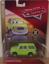 Disney Pixar Cars ~ Charlie Cargo Die-cast ~ Oversized Deluxe Vehicle