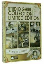 Studio Ghibli Collection Limited Edition 18 movie Miyazaki Films- 6 DVD Region 1