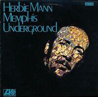 HERBIE MANN MEMPHIS UNDERGROUND ATLANTIC SD 1522 LP