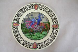 ROYAL DOULTON ENGLAND DECORATIVE PLATE 22 ##WEYCL61