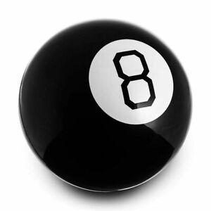 Retro Mystic 8 Ball Fun Novelty Gift Office Desktop Gadget Fortune Telling Toy
