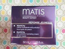 MATIS PARIS Réponse Jeunesse MatiSCity Crème hydratante anti-pollution Neuf