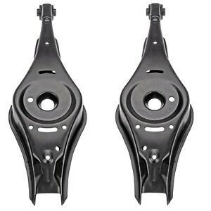 Dorman Pair Set of Rear Lower Suspension Lateral Arms For Audi A3 TT VW Beetle