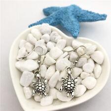 Turtle Earrings Tibet silver Charms Earrings Charm Earrings for Her