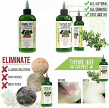 Thyme Out for Pets (8oz) - Natural Dog and Cat Itch Relief & Skin Treatment