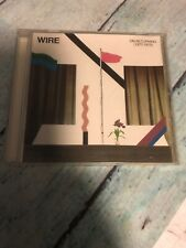 On Returning (1977-1979) by Wire (CD, Sep-1989, Restless Records USA) 31 Tracks