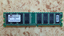 Mémoire Vive RAM DDR 512Mo 400MHz PC3200 - Kingston