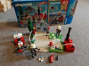 Playmobil 5361 Feuerwehreinsatz mit Quad ! mit OVP ! TOP !!!!!!!