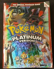 Pokemon Platinum Version The Official Pokemon Strategy Guide