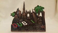 SOUVENIR SKYSCRAPER DISPLAY STAND DARK BRONZE COLOR FROM DUBAI
