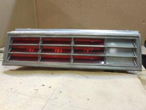 1980 1981 1982 Pontiac Phoenix 2 Door Left Driver Tail Light 5970209