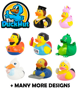 RUBBER DUCKS - NOVELTY - GIFT - The Duck Hut - Lilalu - OVER 200 TO COLLECT - 2