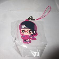 Sarada Uchiha Keychain Strap anime Boruto Naruto the Movie Bandai