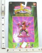 BANDAI POWER RANGERS POWER Coleccionable Figura precintado 1993 #2300