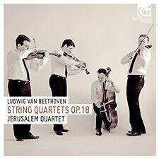 L. Beethoven / Jerusalem Quartet - Jerusalem Quartet [New CD]
