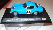 1/43ième - 24h du mans - LOTUS ELISE - 1960