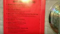 COMPILATION - PROMO VIRGIN FOR RADIO ( COCCIANTE CARENA IGGY POP...). CD