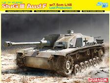 DRAGON 6756 - 1/35 Dt. STUG III AUSF.F w/7,5cm L/48 (LAST PRODUCTION) - NEU