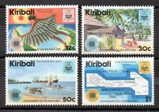 Kiribati 1983 Commonwealth Day MNH set S.G. 197-200