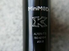 Brompton 144g less Anti-Slipping Grooved ISO certified Seatpost (KCNC x MiniMODs