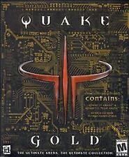 Quake III 3 Arena Gold Edition - Windows PC - New & Sealed