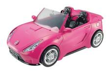 Barbie Glam Convertible Car Vehicle Kid Toddler Birthday Party Game Toy Gift